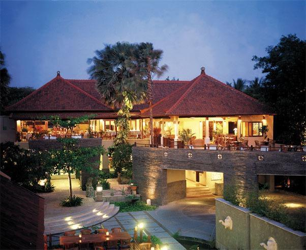 AlamKulKul Boutique Resort Bali - Front View