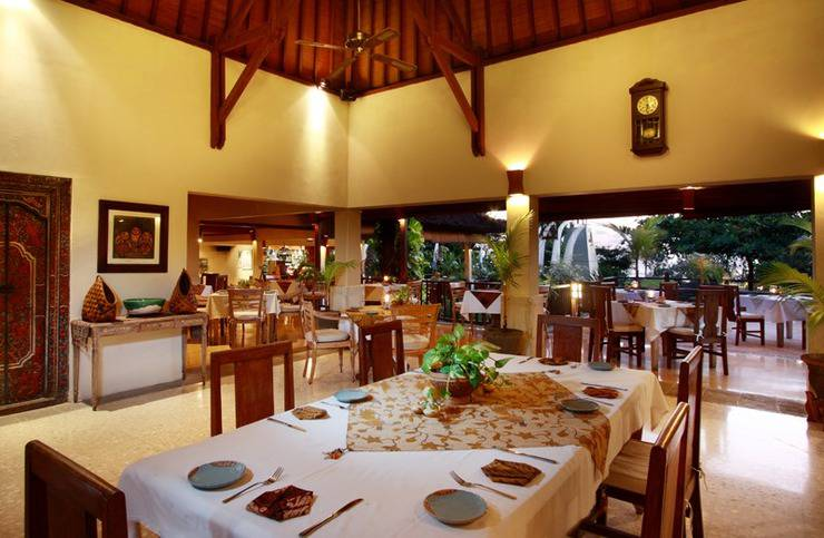 AlamKulKul Boutique Resort Bali - Restaurant