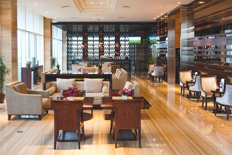 Swiss-Belhotel Serpong  Tangerang Selatan - Tampak Depan