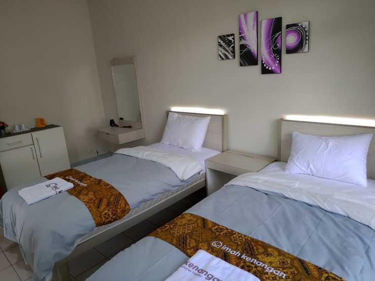 Imah Kenangan  Bandung - Guest room