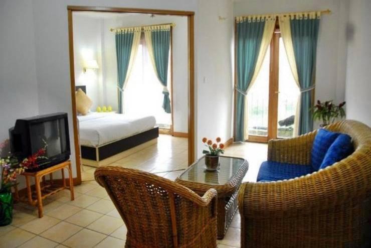 Hotel Ever Green Village Bogor - Ruang tamu