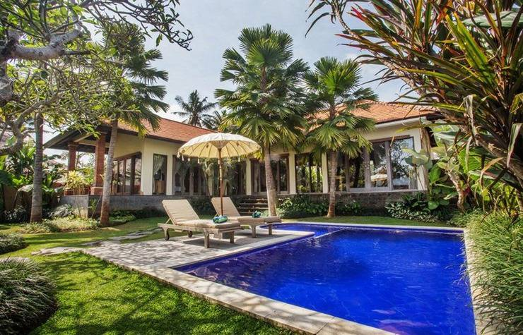 Ubud Luwih Villa Bali - Kolam Renang