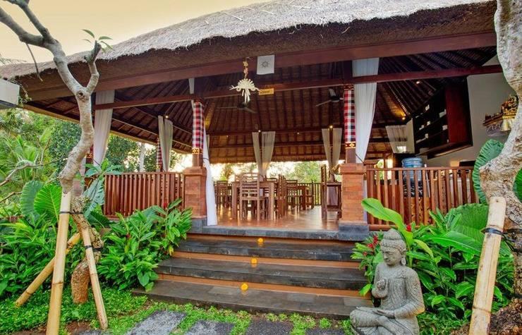 Ubud Luwih Villa Bali - Restoran