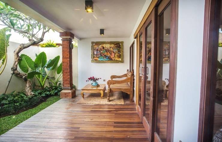 Ubud Luwih Villa Bali - Eksterior