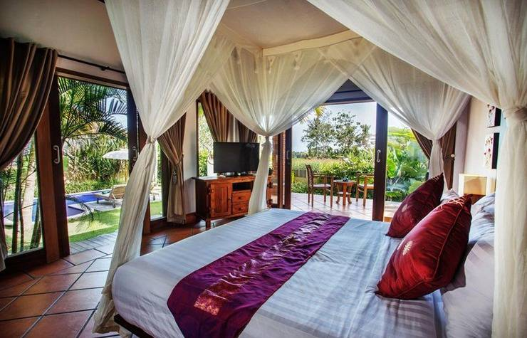 Ubud Luwih Villa Bali - Kamar
