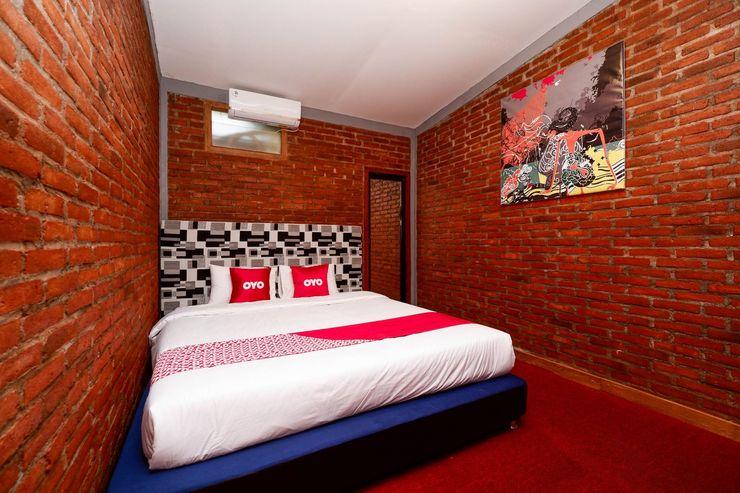 OYO 1808 New Bandungan Indah Semarang - Bedroom