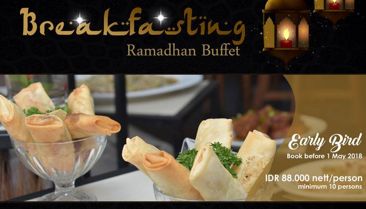 Bogor Valley Hotel - break fasting