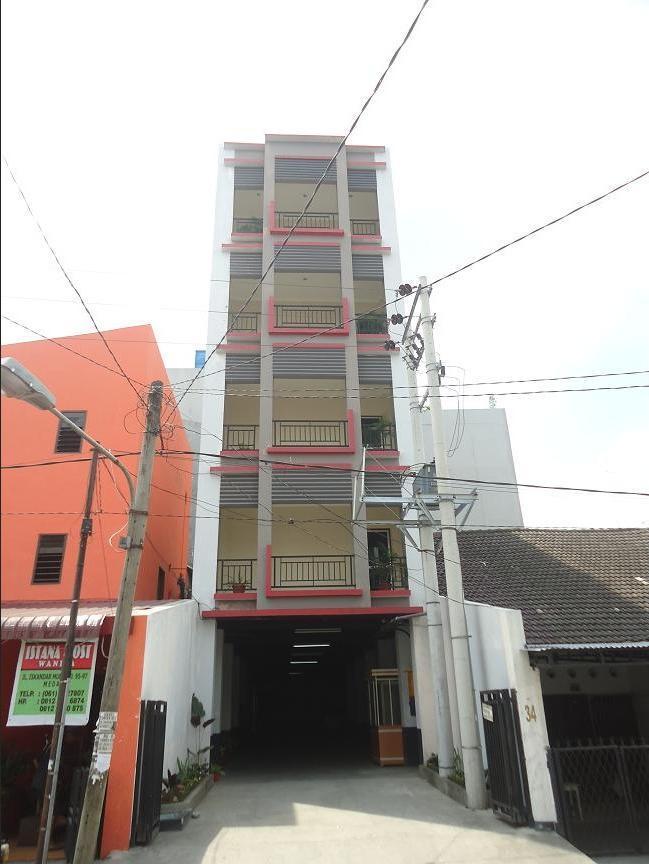 Wisma Syailendra Medan - Exterior