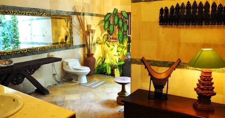 Green Chaka Villa Bali - Kamar Mandi