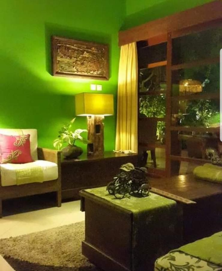 Green Chaka Villa Bali - kamar Deluxe