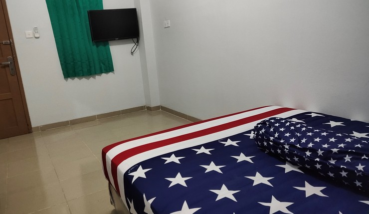 Anaria Homestay Syariah Batam - Bedroom