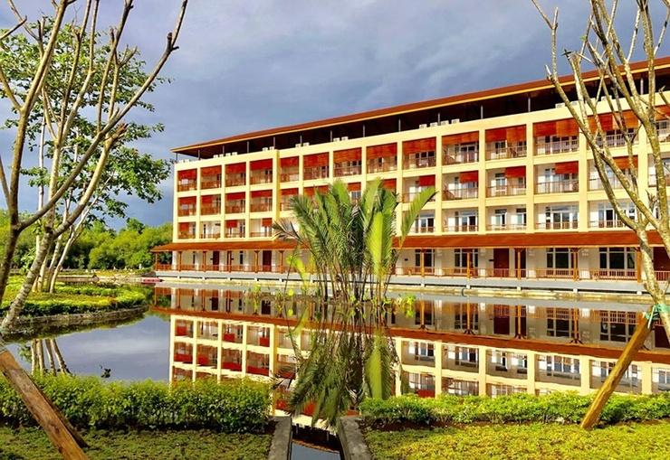 NDC Resort & Spa Manado - Exterior