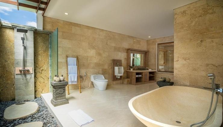 Adiwana Arkara Villa & Suite Bali - Bathroom