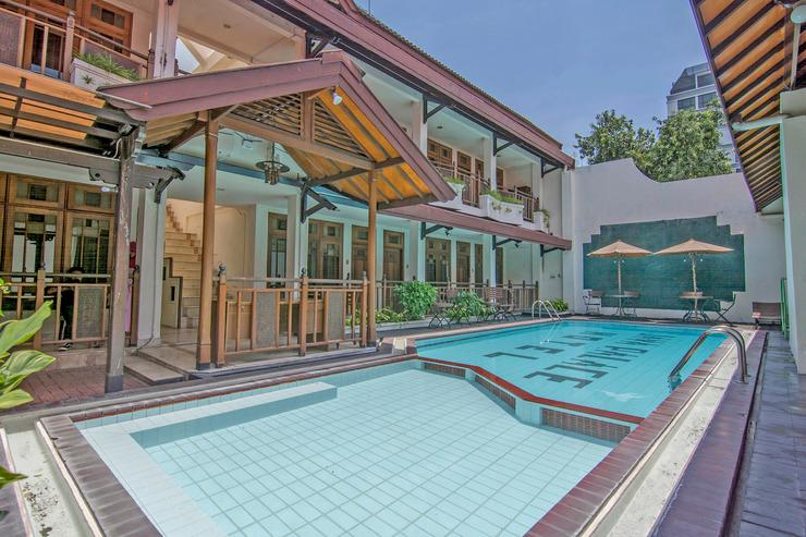 OYO 194 Hotel Sapta Gria Near RS Bethesda Yogyakarta - Swimming Pool
