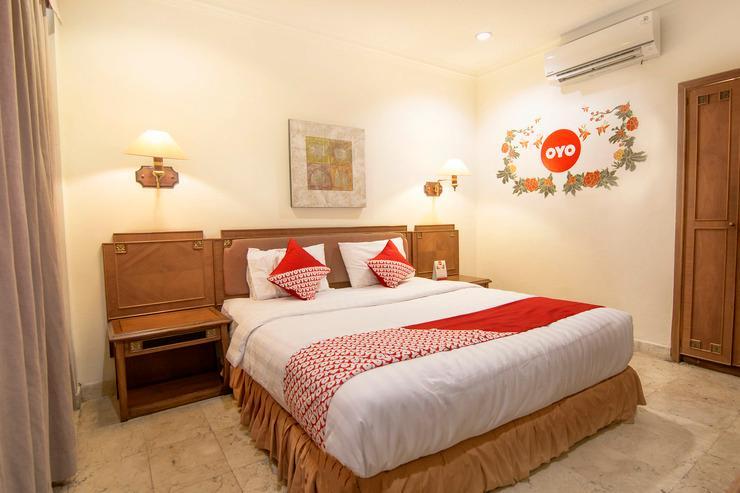 OYO 194 Hotel Sapta Gria Yogyakarta - Bedroom