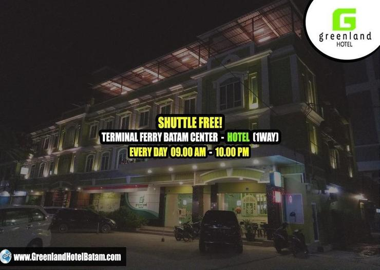 Greenland Hotel Batam Center Batam - Shuttle