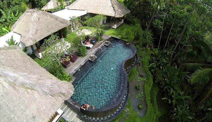 Villa Amrita Bali - Pemandangan