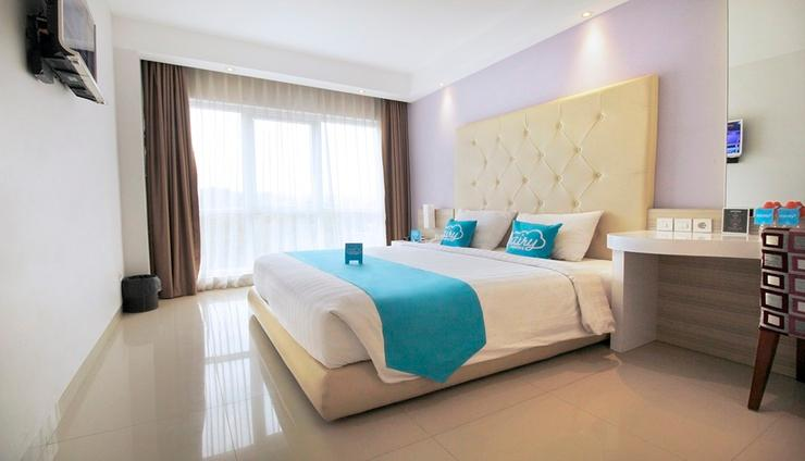 Airy Cipaku Setiabudi Bandung - Room