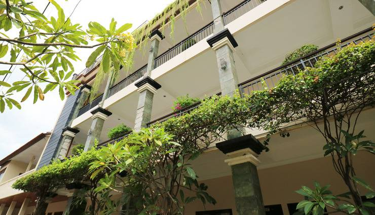 Warapsari Inn Kuta Bali - Exterior