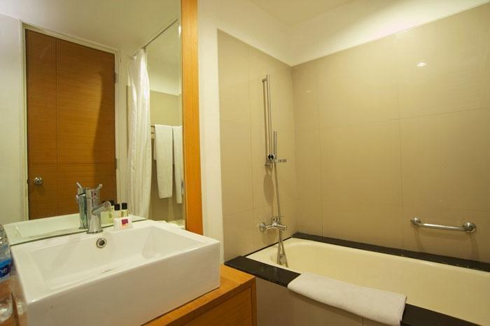 Sunset Residence Condotel Bali - Kamar Mandi - Studio Room