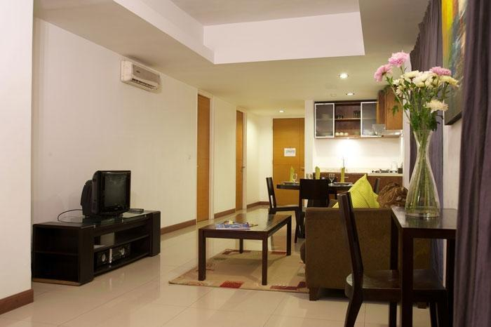 Sunset Residence Condotel Bali - Ruang Tamu - Three Bedroom