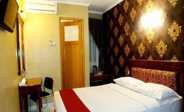 NIDA Rooms Husein Sastranegara Tangerang Airport Tangerang - Kamar tamu