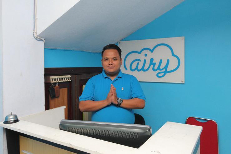 Airy Eco Adi Sucipto Gang Nanas Lima 6 Solo - Reception