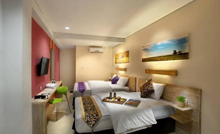 De Puri Boutique Hotel Surabaya - Kamar tamu
