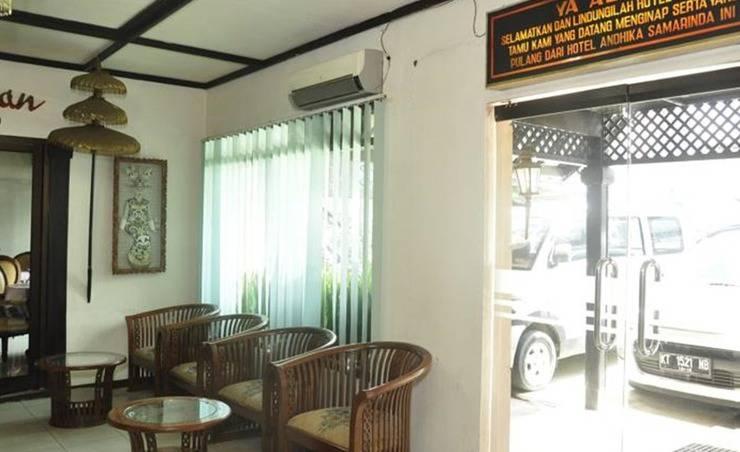 Hotel Andhika Syariah Samarinda - Lobi