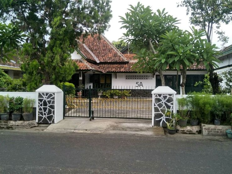 Omahe Nunik Jogja - Exterior