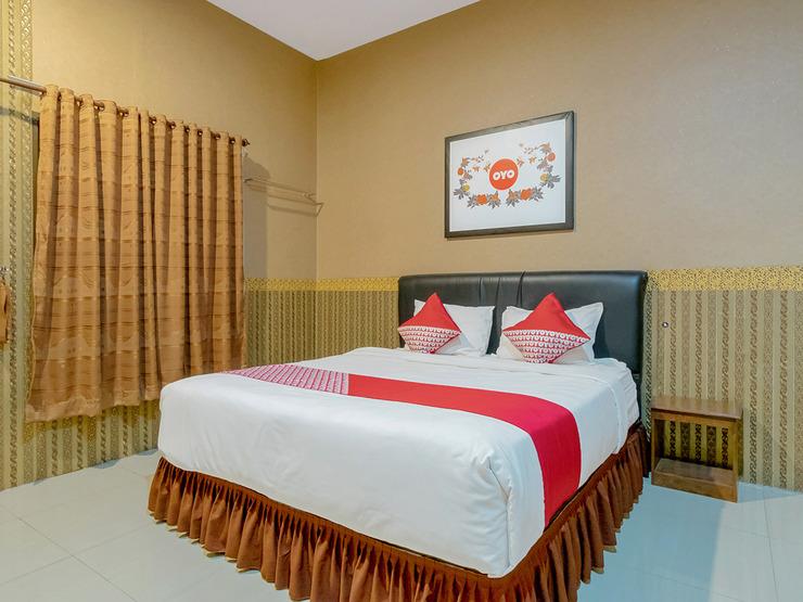 OYO 741 Hotel Labuhan Raya Medan - Bedroom SUD