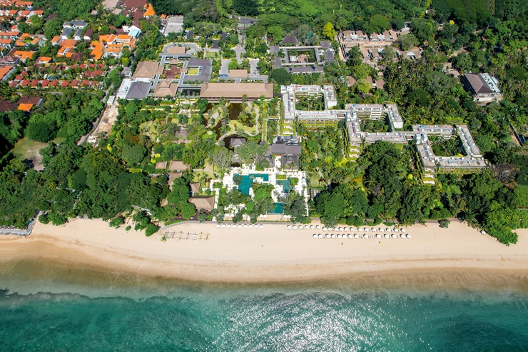 Hyatt Regency Bali Bali - Aerial
