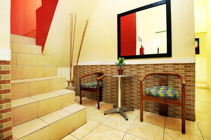 Airy Eco Pangeran Antasari 80 Balikpapan Balikpapan - Stairs