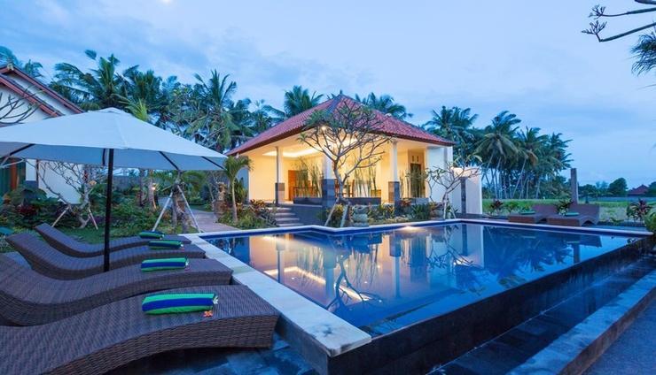 Sisin Ubud View Bali - Pool