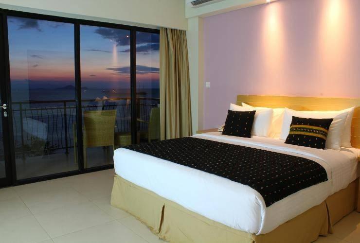 Laprima Hotel Flores - Superior Sea View