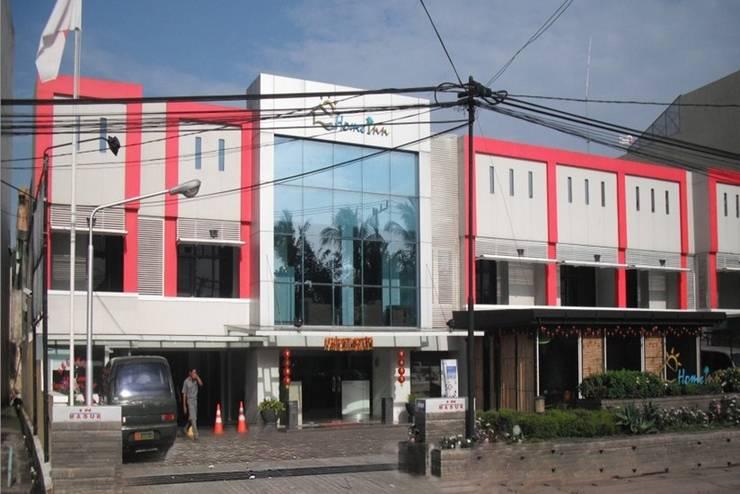 Seven Nite Inn Palembang - Tampilan Luar Hotel