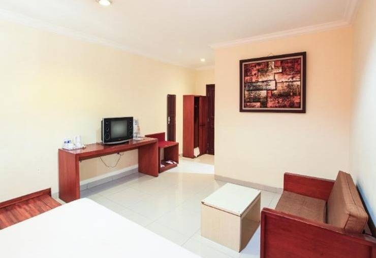 Seven Nite Inn Palembang - Kamar tamu