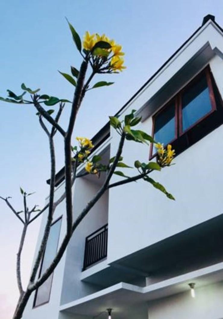 RELIC ROOM episode House with Seaview @Baliharum Bali - Exterior