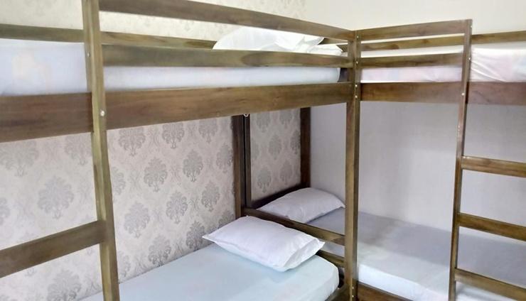 Permana Youth Hostel Yogyakarta - Bedroom