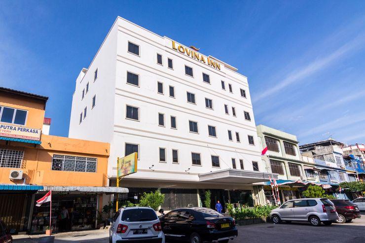OYO 1447 Lovina Inn - Nagoya Batam Batam - Facade