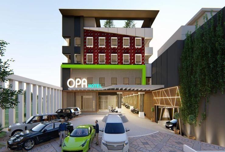 Opa Hotel Palembang Palembang - exterior