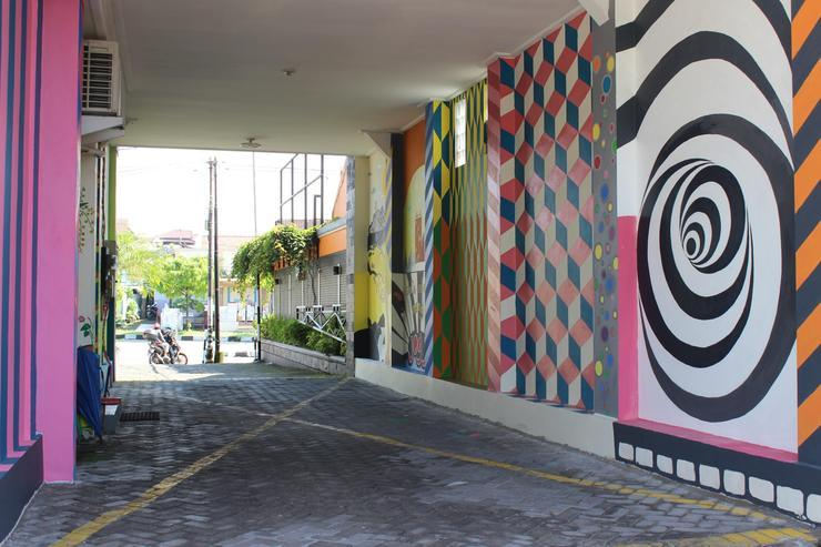 Hotel Aryuka Yogyakarta - Area