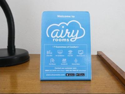 Airy Eco Pasteur Sarirasa 2A Bandung - Welcome Sign