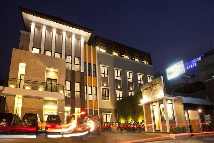 Hotel Jentra Malioboro - Tampilan Luar Hotel