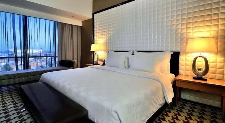 Hotel TS Suites Surabaya - Rooms1