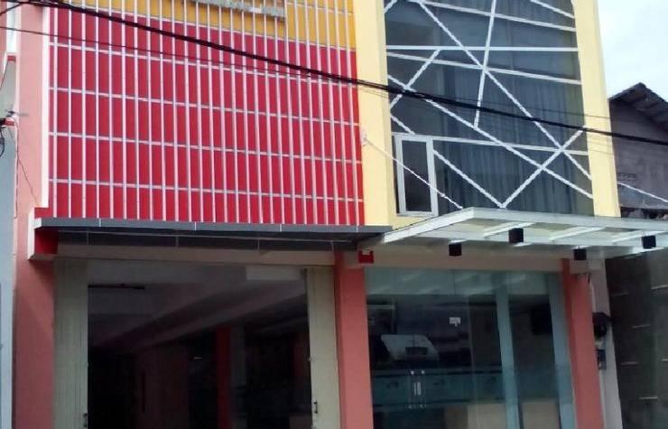 The Arizon Hotel Malioboro Jogja - pemandangan depan