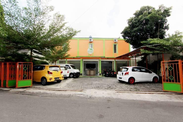 Masrilink's Guest House Jogja - areas