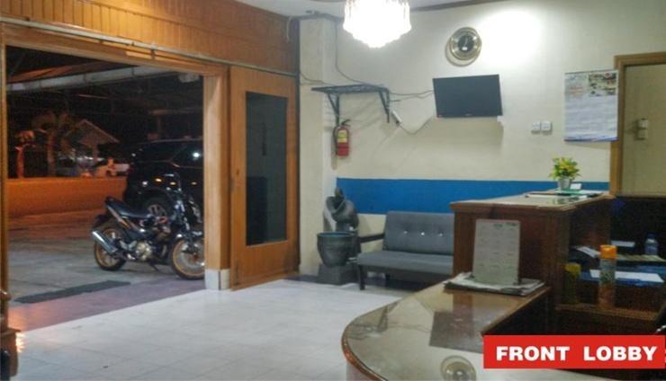 Hotel Prima Padang Padang - Interior