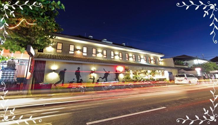 Kayun Hostel Bali - Facade