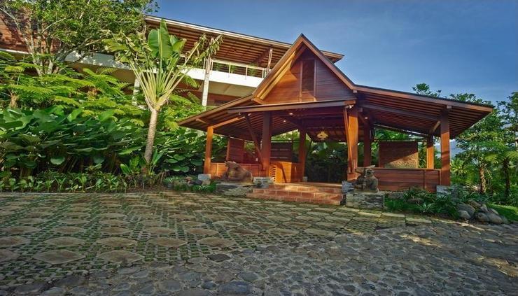Jiwa Jawa Resort Ijen Banyuwangi - exterior